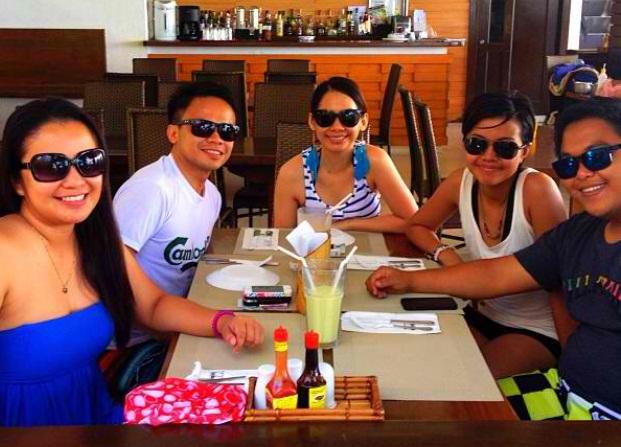 Boracay - Friends