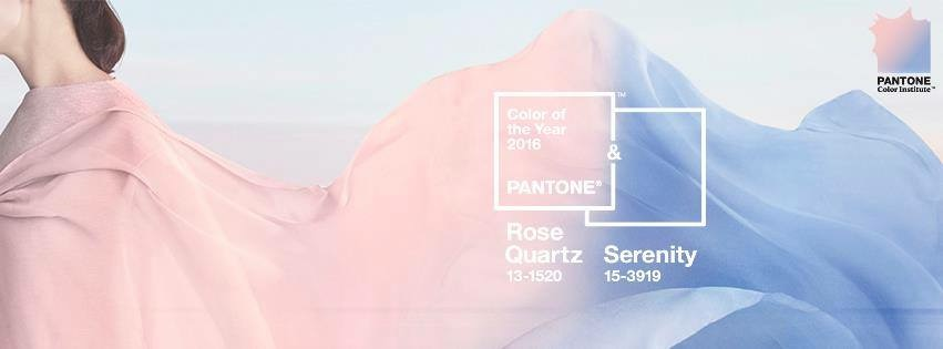 Pantone 2016 Color of the Year