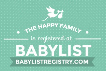 Pregnancy Diaries: My Babyli.st Registry
