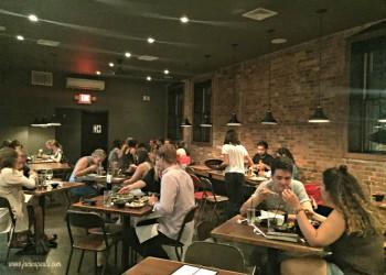 Den Den Cafe Asiana, Providence Rhode Island